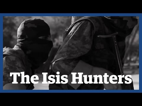 Isis Hunters: Who Are The White Shroud? | Guardian Explainers
