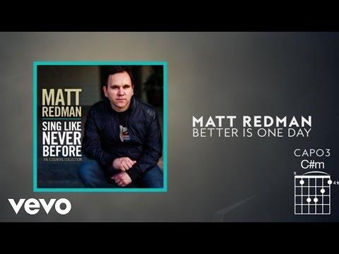 Matt Redman - Better Is One Day