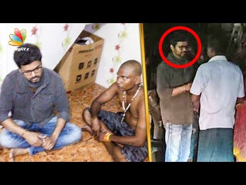 Vijay Visits Tutiicorin : Donates 1 Lakh to Victim's Family | Sterlite Protest, Police Firing