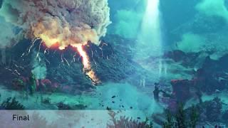 The Journey of the Waterbear - Breakdown Underwater Volcano