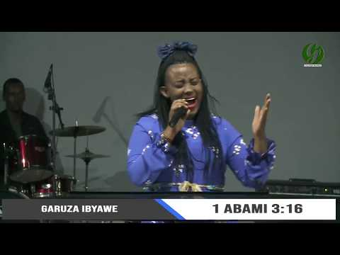 """GARUZA IBYAWE"" Hamwe na Pastor Julienne Kabanda"