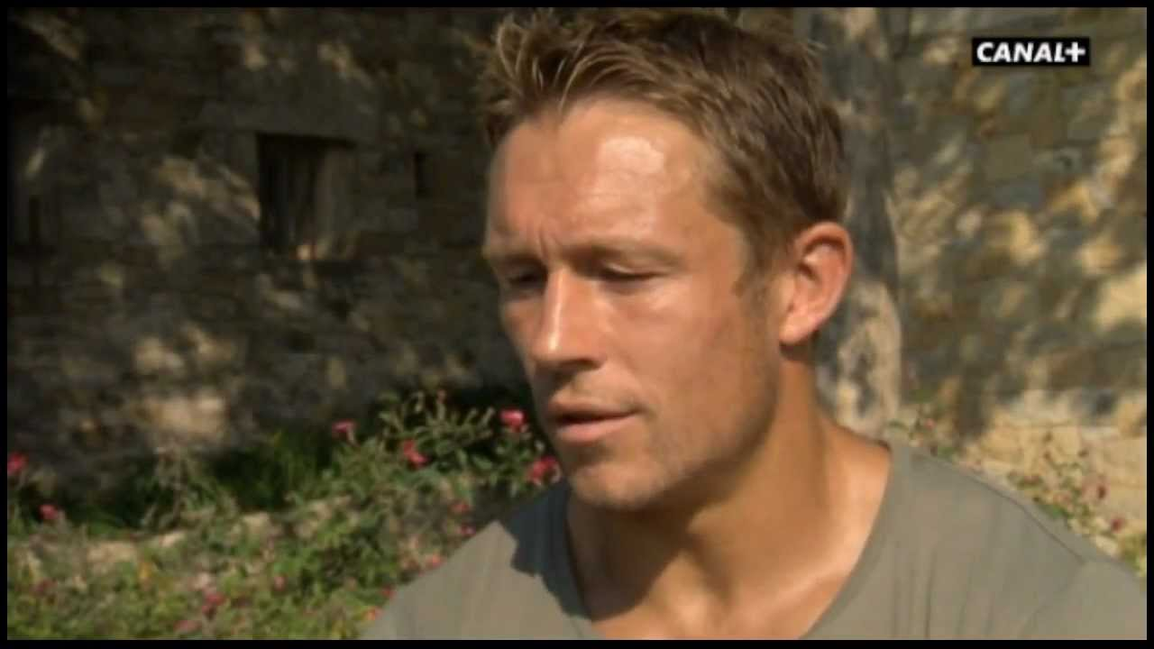 Int rieur sport jonny wilkinson youtube for Interieur sport canal