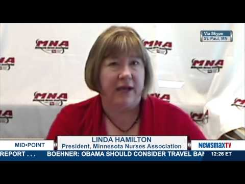 Midpoint | Linda Hamilton: President, Minnesota Nurses Association