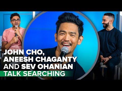 John Cho, Aneesh Chaganty And Sev Ohanian Talk Searching, Sulu And Sundance