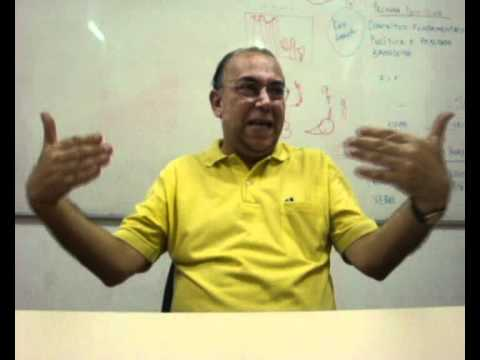 Entrevista com Profº Reuber - parte 1.