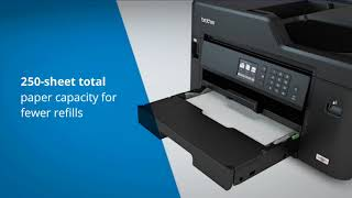 Brother MFC-J5330DW A4/A3 Capable All In One Colour Inkjet Printer