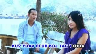CHEN VANG & NTSA IAB YAJ  kuv cog lus   YouTube