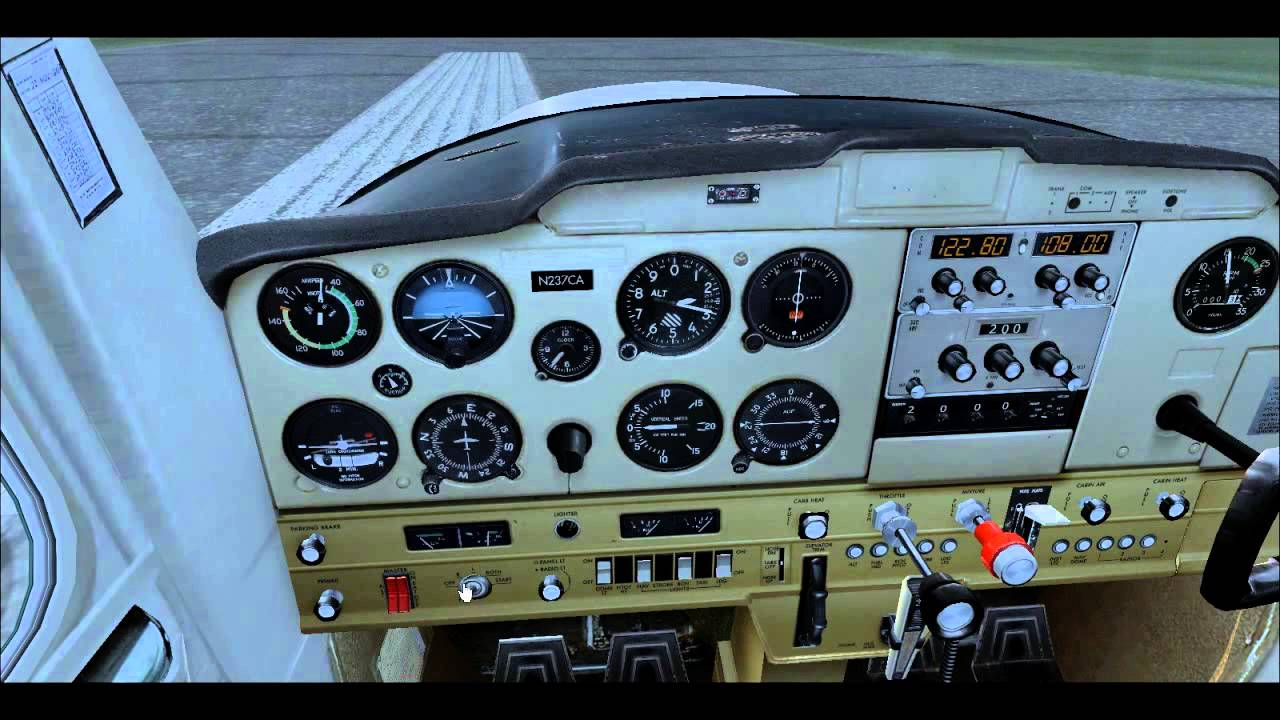 Carenado Cessna 152 Fs9 Fs2004 Carenado Cessna 152