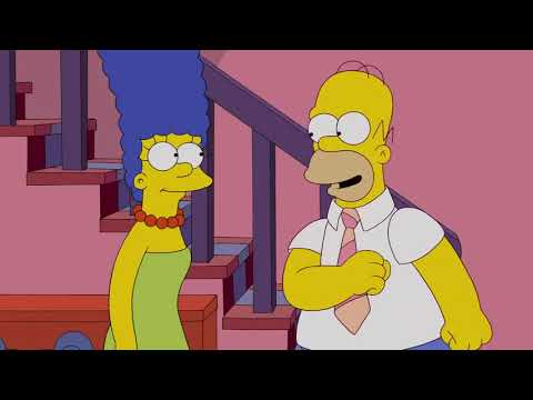 The Simpsons – White Christmas Blues – Animation Cartoons Movie – Simpson clip5 MP3