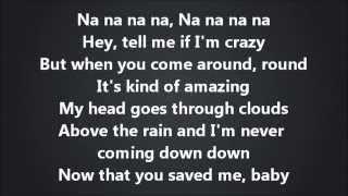 Cobra Starship - Never Been In Love ft. Icona Pop Lyrics Video