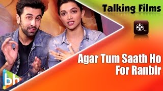 download lagu Agar Tum Saath Ho {TAMASHA} Song Reaction {Ranbir Kapoor/ gratis