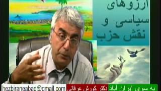 برنامه به سوی ایران آباد: آرزوهای سیاسی و نقش حزب