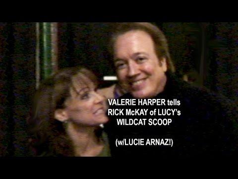 VALERIE HARPER REMEMBERS LUCY & THE WILDCAT SCOOP (w/Lucie Arnaz!)