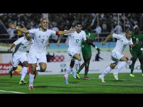 Algeria vs Burkina Faso 1-0 Full.Match.HD