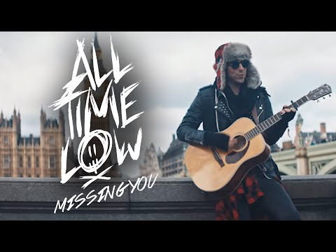 All Time Low Missing You pop music videos 2016
