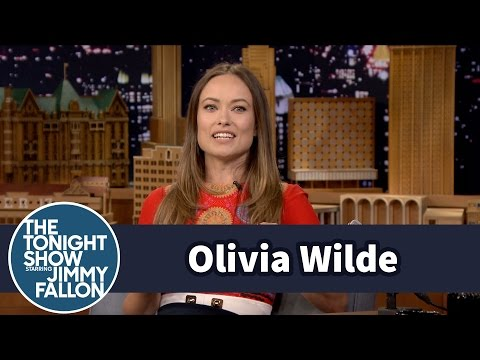 Olivia Wilde's Toddler Son Is Already a Drummer