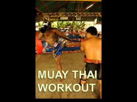 MUAY THAI STRENGTH AND CONDITIONING CIRCUIT Image 1