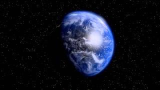 Rotating Earth Animation