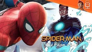 Spider-Man Far From Home to Include Hydro-Man & More