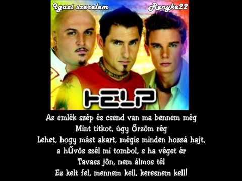 Help - Igazi Szerelem (dalszöveg)
