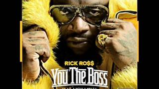 Rick Ross Ft Nicki Minaj You The Boss Chopped And Screwed