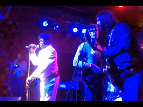 front row live -  Charles Bradley GET UP and Do Your Thing Bellingham Dec 7 2012 Wild Buffalo