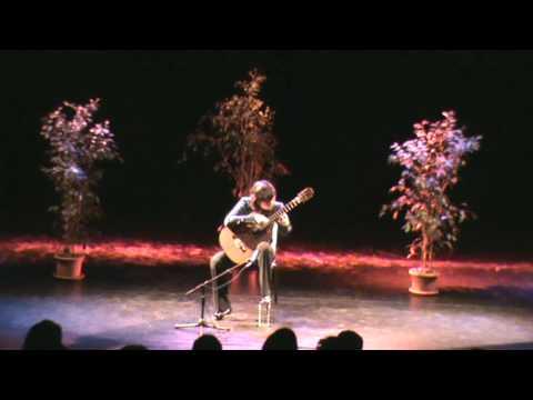 Irina KULIKOVA XIV Rencontre de Guitare Classique de NICE