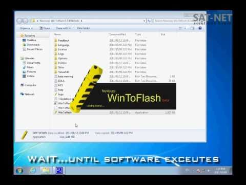 Create BOOTABLE WINDOWS XP USB