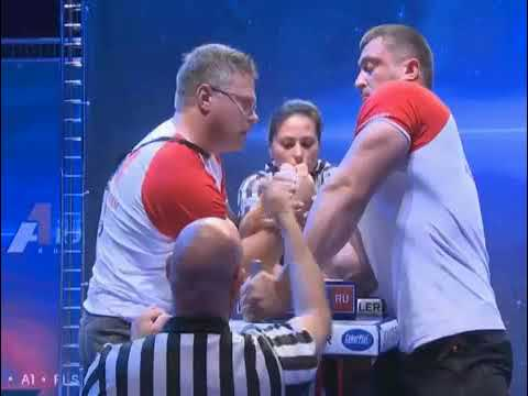 A1 Russian Open vs WAL  -Armwrestling - Best Matches