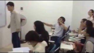 trung tâm tiếng trung uy tín | đánh nhau trong lớp học tiếng trung 2