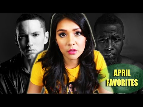 April Favorites: Eminem & Tech N9ne! video