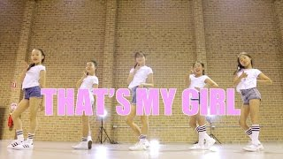 Download Lagu Fifth Harmony - That's my Girl | iMISS CHOREOGRAPHY | MiNiMi Gratis STAFABAND