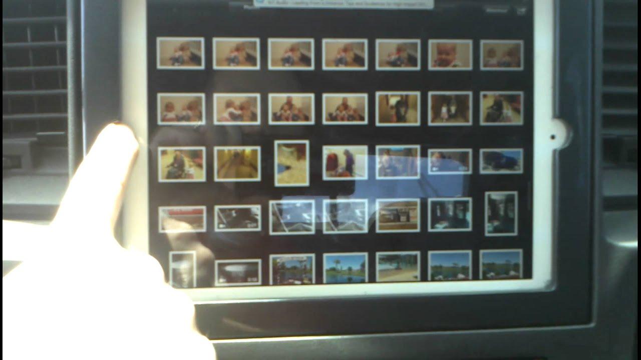 iPad in dash 2007 Dodge Ram 1500 - How to make iPad look good - YouTube