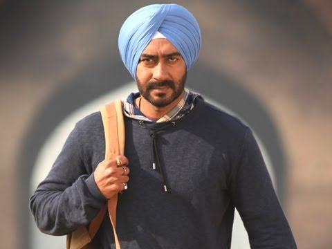 Meet Ajay Devgn As Jassi In Son Of Sardaar