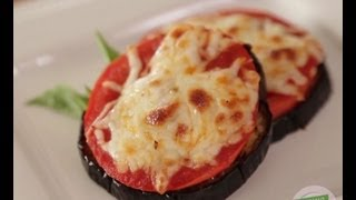 Cooking with Phyllis: Mini Eggplant Pizza