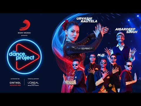 Ep-2 The Dance Project - Urvashi Rautela | Amardeep | MJ5 | The Humma Song | Deva Shree Ganesha