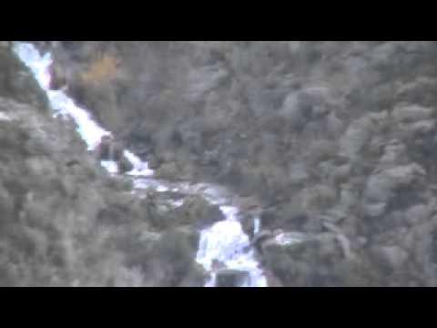 cascata da Mizarela, e cascata da Castanheira