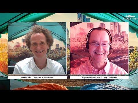 Zweites Psychologie-Coaching: Norman Welz und Holger Müller