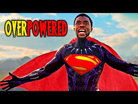 Black Panther & The Superman Dilemma en streaming