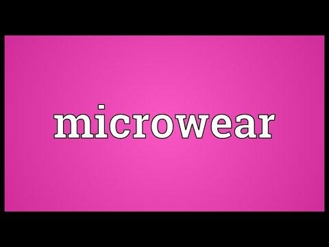 Header of Microwear