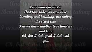 Lady Antebellum Video - Lady Antebellum - I Did With You (with lyrics).