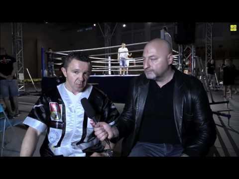 Dariusz Snarski Po Gali Białystok Boxing Show