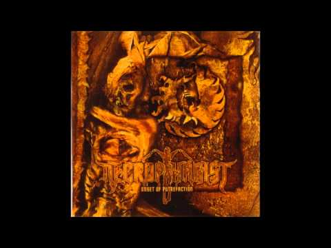 Necrophagist - Advanced Corpse Tumor