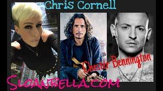 Chris Cornell, Chester Bennington, Channeled