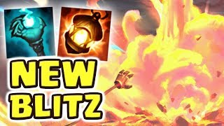 THE CRAZIEST GAME MODE EVER MADE NEW NEXUS BLITZ | NEW MAP | DEATHFIRE GRASP | LoL BATTLE ROYALE?!