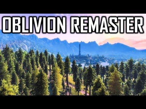SKYBLIVION - Oblivion Remaster - The Elder Scrolls We Need