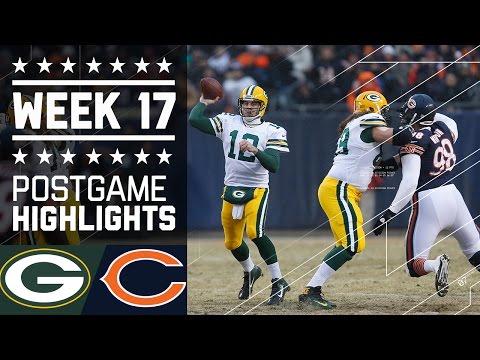 Packers Vs Bears Week 17 2013 Game Highlights Nfl