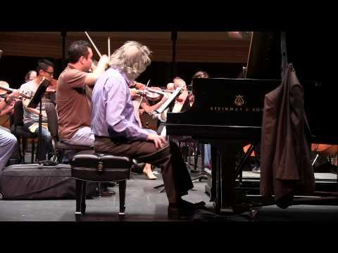 The Dress Rehearsal - Anton Kuerti Returns