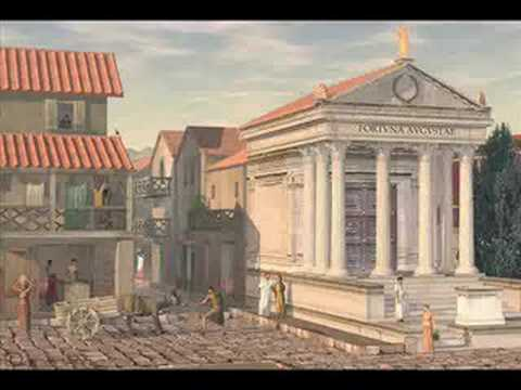 Ancientvine - Virtual Roman House 3D Reconstruction