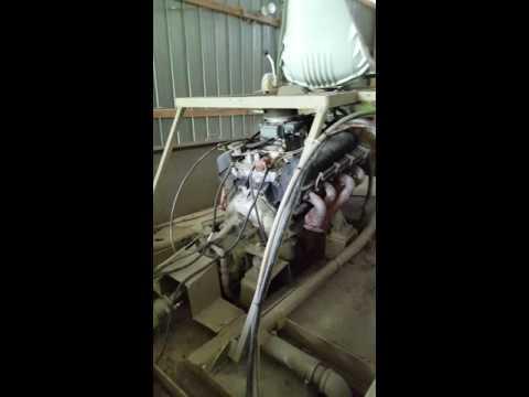 Marsh beast motor
